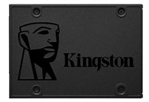 """Kingston 120GB SSDNow A400 SATA III 2.5"""" Internal SSD"""