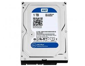 Western Digital 1000GB 7200RPM 64MB SATA2