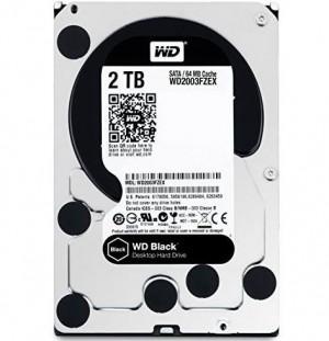 Western Digital 2TB 7200RPM 64MB SATA
