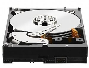 Western Digital 4TB 7200RPM 64MB SATA