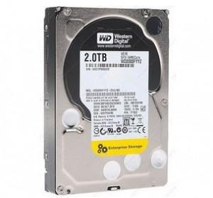 Western Digital 2TB  SATA 600 7200RPM 64MB