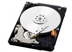 WD 1TB 5400RPM SATA Laptop Internal Hard Drive