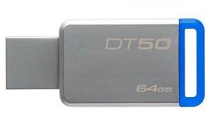 64GB Datatraveler DT50 USB 3.0 Flash Drive