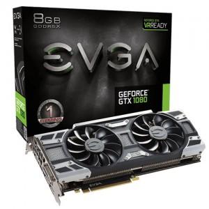 EVGA 6181 GTX 1080 ACX 3.0 8GB