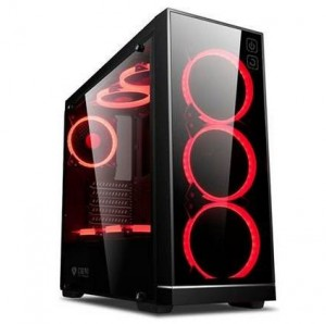 Kopplen Z3 ATX Tempered Glass Case