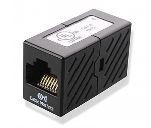 CAT6 Cable Coupler