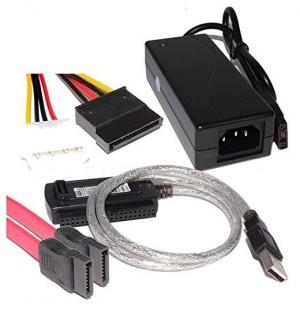 3.5'' USB 2.0 TO SATA Enc Ext.Power