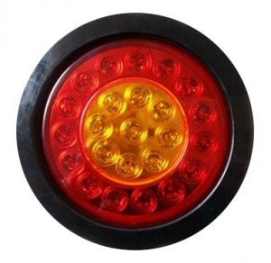 LED Truck Lights with 24 LED