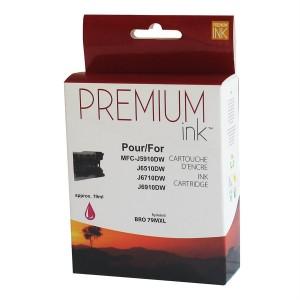 Brother LC79XL Compatible Magenta Premium Ink (19ml)