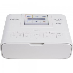 Canon SELPHY CP1300 Compact Photo Printer (White)