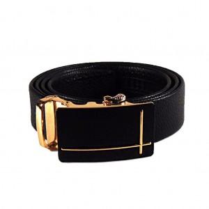 Gold Belt | Automatic Buckle | 36 Ratchets