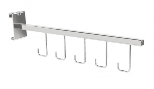 5 Hooks Waterfall For Gridwall