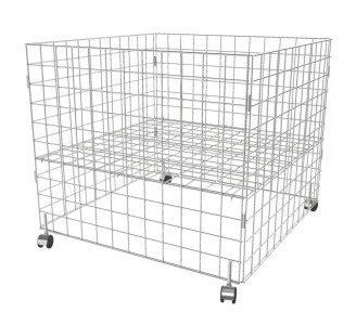 Wire Baskets & Bins