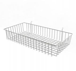 Shallow Basket For Grid System