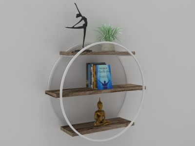 Wall Shelf - Round