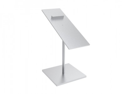 "6""(H),Square Base Low Shoe Riser"