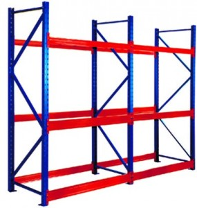 End Frame - Warehouse Racking
