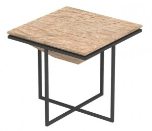 Pyramid Shape Square Table