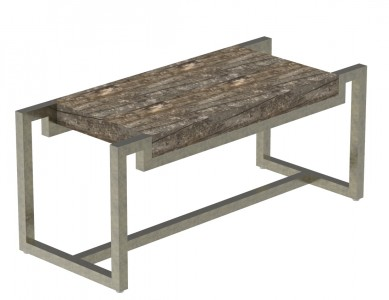 Bench (Antique Finish)